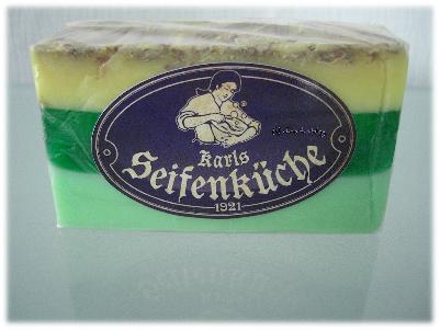 handgemachte Seife aus Karls Seifenküche