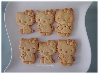 Hello Kitty Kekse