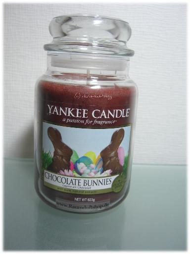 Yankee-Candel Chocolate Bunnies