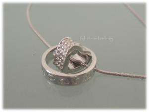 meine neue Herzkette von Naluba