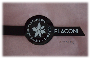 Flaconi Verpackung