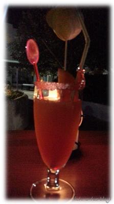 leckere Cocktails Club Martha´s