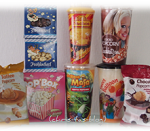 leckere Produkte von der PCO Group