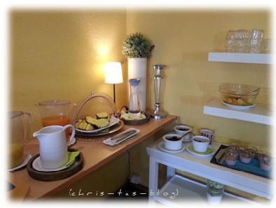 leckeres Frühstück im Hotel Kellhof