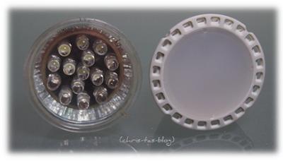 lumixon im Vergleich bisherigen Lampe