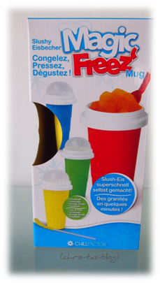 Magic Freez´ für Slush-Eis