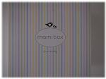 mamibox-Verpackung