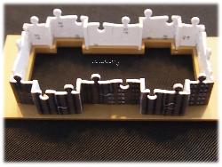 1. Reihe des 3d Puzzles Empire State Building