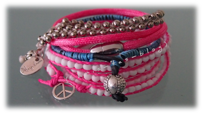 mein Kronjuwelen-Armband - DIY