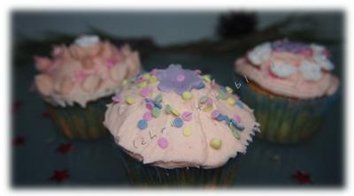 meine ersten Cupcakes