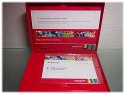Erlebnisse schenken- Geschenkbox von mydays