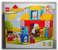mytest Lego® Duplo® Produkttest Mein erster Bauernhof
