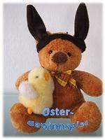 Oster-Gewinnspiel auf meinem Blog