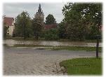 Hochwasser in Stübach