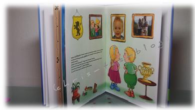 personalisiertes Buch für meinen Enkelsohn