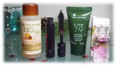 pflanzen-Kosmetik von Yves Rocher