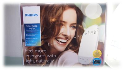 philips EnergyUp White ist angekommen