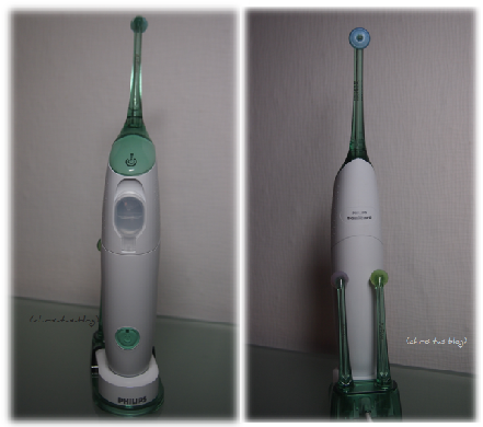 Philips sonicare Airfloss im Test