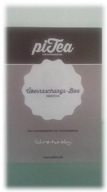 piTea - Tee-Überraschungsbox