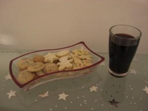 Meine gebackenen Weihnachtsplätzchen