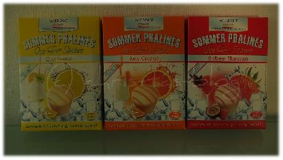 Ice Fruit Shakers von wiebolds confiserie