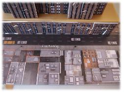Boden des 3D Puzzles Empire State Building