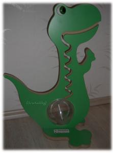 Big Belly Bank - Dinosaurier-Sparbüchse für Kinder