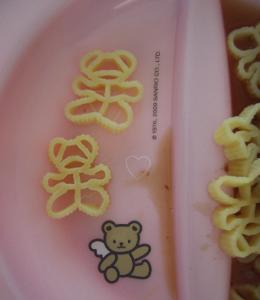 Rieser Eierteigwaren - Bärchennudeln für Kinder
