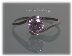 wunderschöner Zirkonia-Ring von Bella Carina