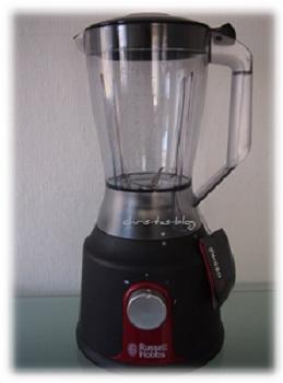 Standmixeraufsatz der Russel Hobbs Desire Küchenmaschine