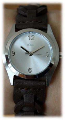 Armbanduhr von s.Oliver