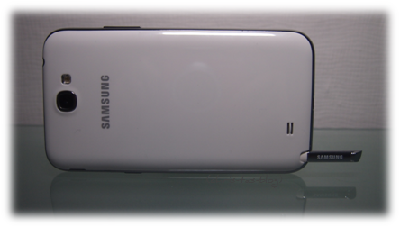 Samsung Galaxy Note 2 mit S-Pen