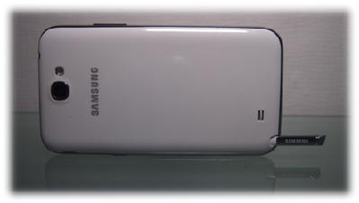 Samsung Galaxy Note 2 mit S-Pen