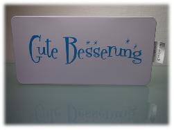 Genesungswünsche mit schokibox.de