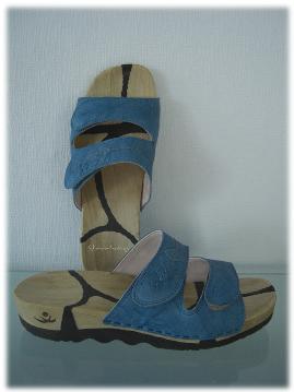 Holzpantoletten von Scarpasana