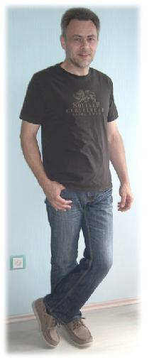 Mein Mann trägt Duflex City Tom in braun