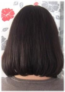 Haarstyling nach der Wäsche mit Head & Shoulders