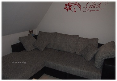 Unsere Couch ist kaputt