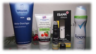 tolle Produkte in der Rossmann Box für Blogger