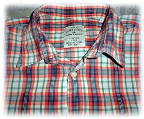 stylisches Hemd von Tom Tailor