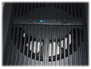 Ventilator im Venta Luftwäscher