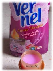 Vernel Aroma-Therapie Geheimnis der Entspannung hat eine rosa Farbe