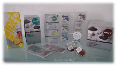 verschiedene Teesorten von Just T®
