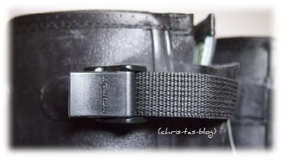 verstellbarer Schaft der Gummistiefel Le Chameau