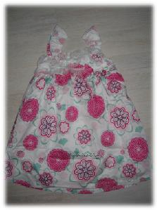 hübsches Kleid mit Blumenmuster