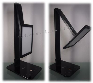 3fach verstellbare Lampe TaoTronics