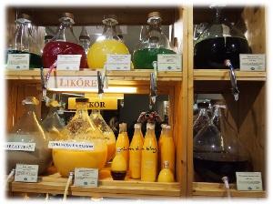 Orangen-Eierlikör und viele weitere leckere Liköre