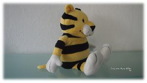 der kleine tiger ist los