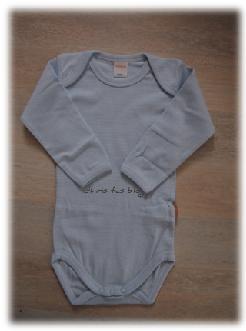 Langarm-Body für Babys vom wellyou-shop
