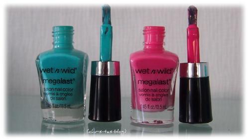 wet n wild® Mega Last® Nail Color
